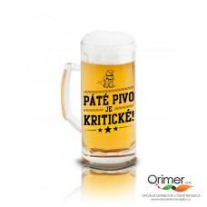 Páté pivo